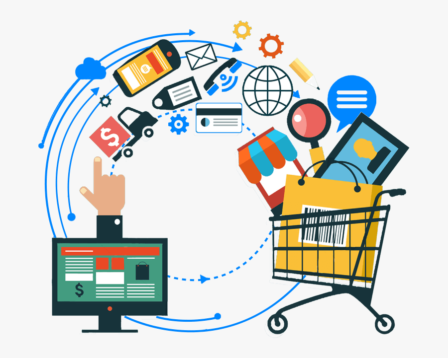The Growing Popularity of Ecommerce Web Development